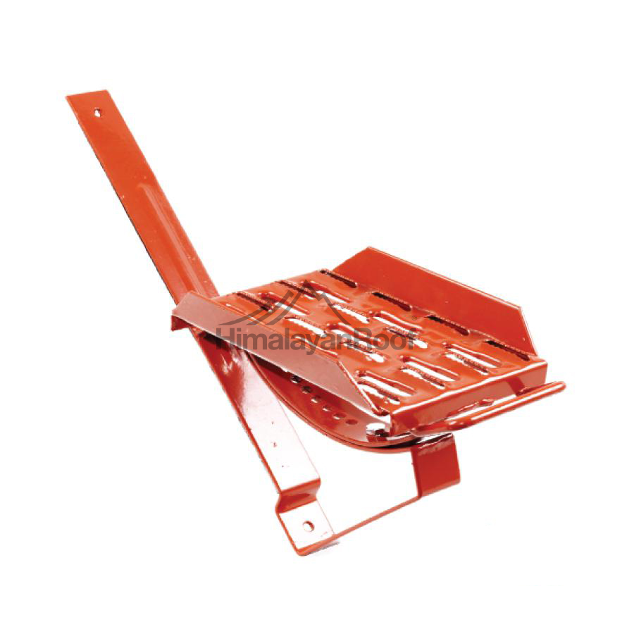 Chimney step for roofing sheets - SET